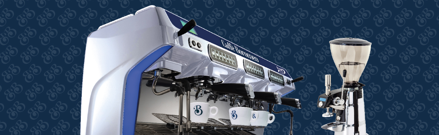 Кафе машини за еспресо от Caffe Boromeo